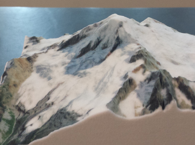 Mt. Baker, Washington, USA, 1:50000 Explorer in Full Color Sandstone