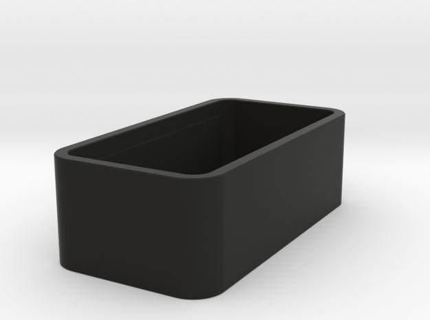 Rk-003 - RK-302 partial enclosure in Black Natural Versatile Plastic
