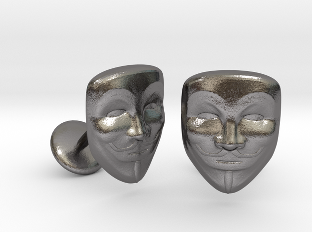 Vendetta Mask Cufflinks