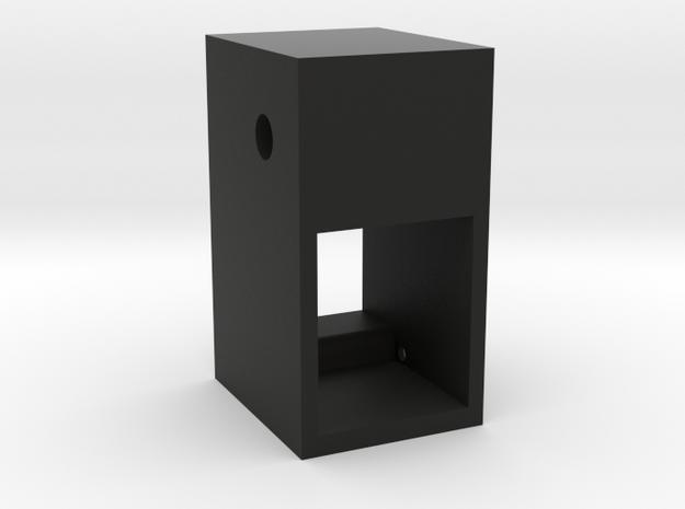 Bruder 574 Loader - BoomCylinderMount in Black Natural Versatile Plastic