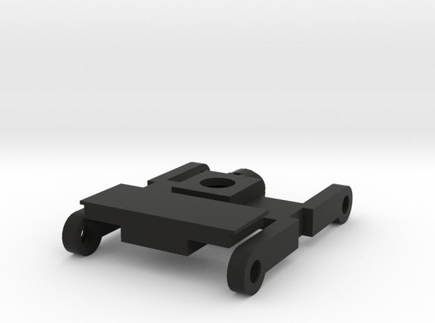 H0 Drehgestell 25,3mm in Black Strong & Flexible