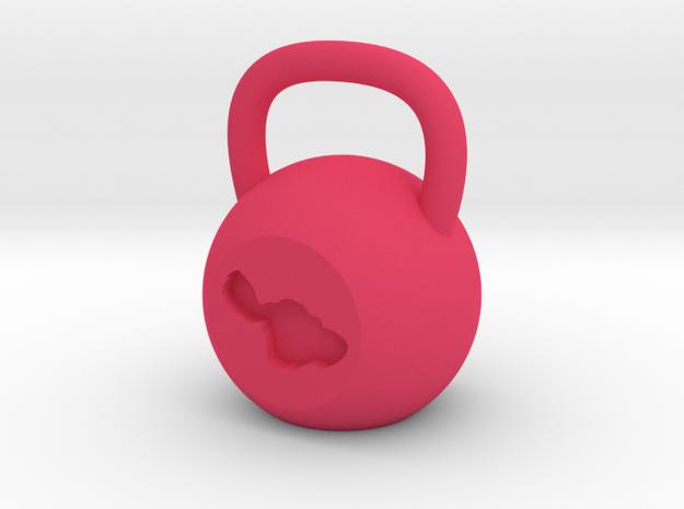 Maui - Plastic in Pink Processed Versatile Plastic