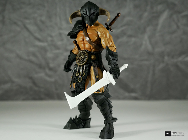 Orc Hunter sword (style 2) for Mythic Legions