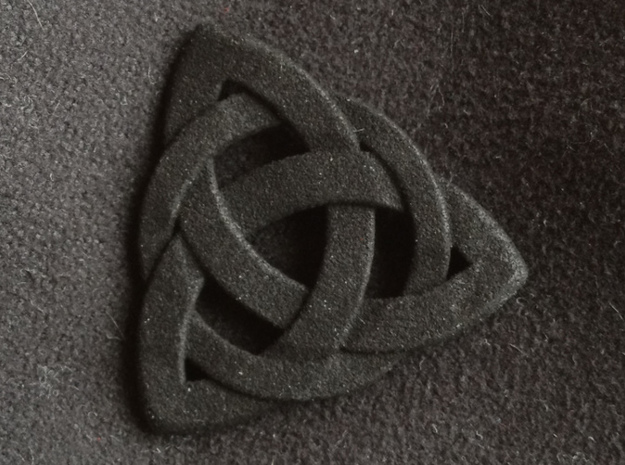 Guitar Pick Celtic Knot (Set of 6) 3d printed