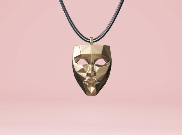 Mask Pendant