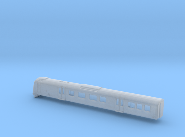 Siemens Class 185 DMOCLW TPE in Frosted Ultra Detail