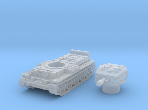 Centaur IV Tank (British) power 1/200 in Smooth Fine Detail Plastic
