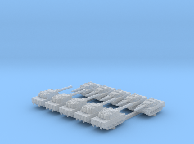 1/700 Scale Modern Italian Army Tank Set 2