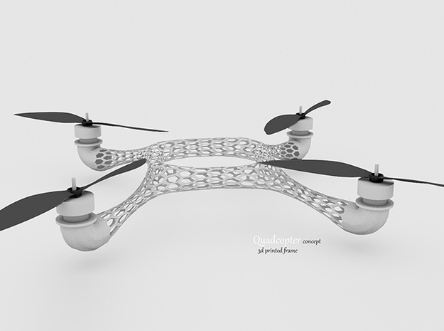 Quadcopter Frame V.1