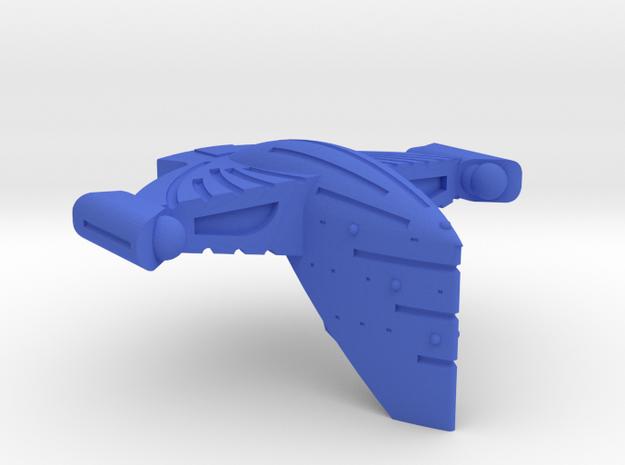 Detroitan Dart Class Frigate - 1:7000 in Blue Processed Versatile Plastic