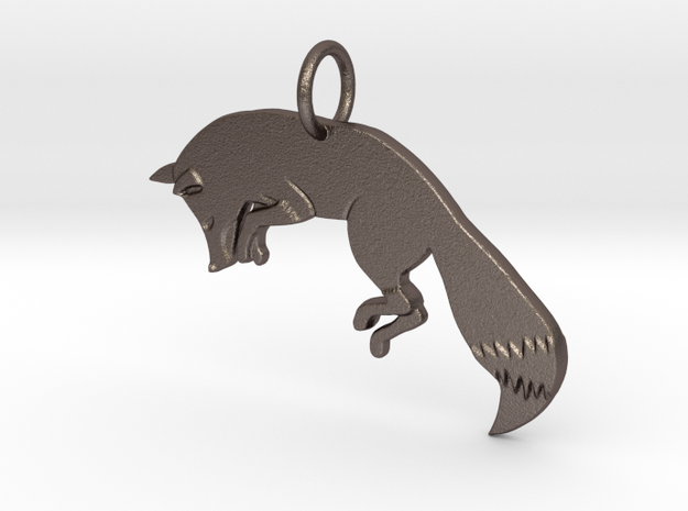 The fox in Stainless Steel