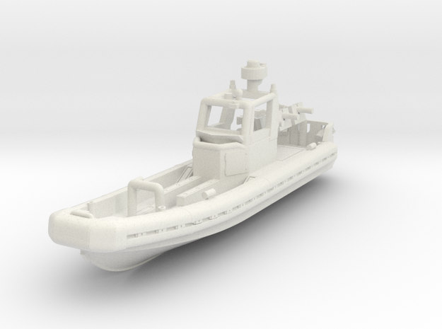 1/144 USN Riverine Patrol Boat (RPB) (Coastal Rive in White Strong & Flexible