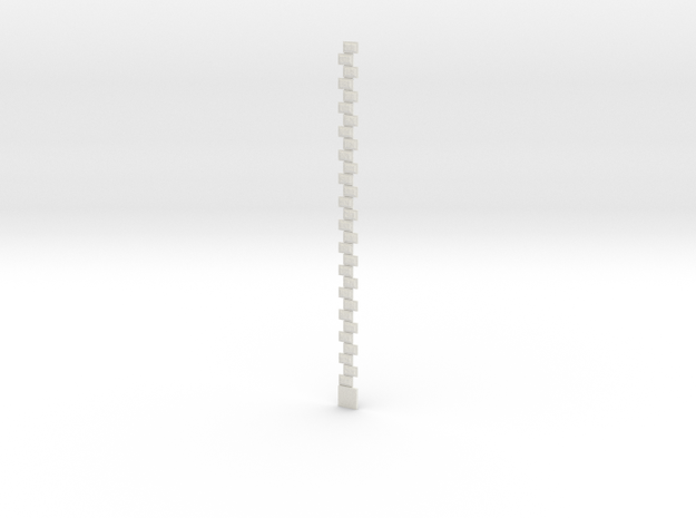 Oea11 - Architectural elements 1 in White Natural Versatile Plastic