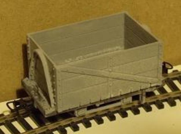 A-1-35-wdlr-a-class-open-fixed1b 1-35 scale in White Natural Versatile Plastic