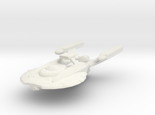 System Fleet NX Heavy Cruiser NG in White Natural Versatile Plastic