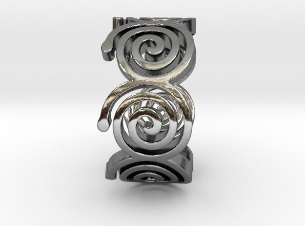 Seven Spirals Ring