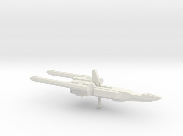 MSZ-010 Double Zeta Gundam Double Beam Rifle 1-144