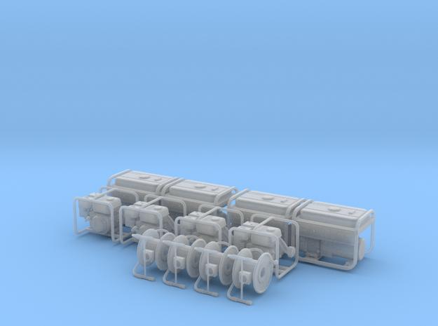 1/35 scale generators/pumps/cord reels