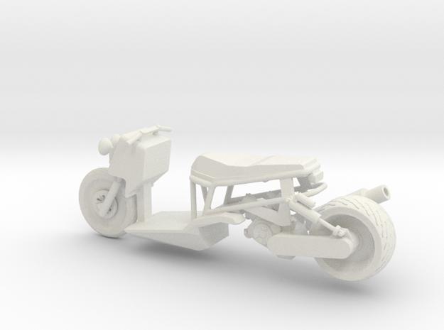 1/24 Custom Ruckus in White Strong & Flexible