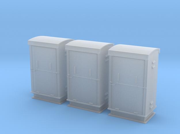 TJ-H04659x3 - Armoires de signalisation BT in Smooth Fine Detail Plastic