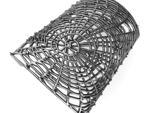 Spider's web - Detailed Bracelet