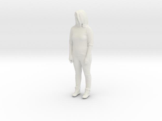 Printle C Femme 234 - 1/35 - wob in White Natural Versatile Plastic