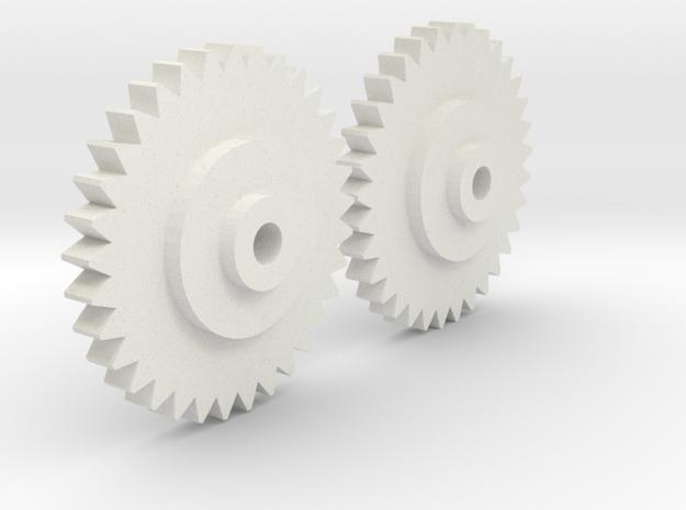 magnavox D8300 gears replacement 2x
