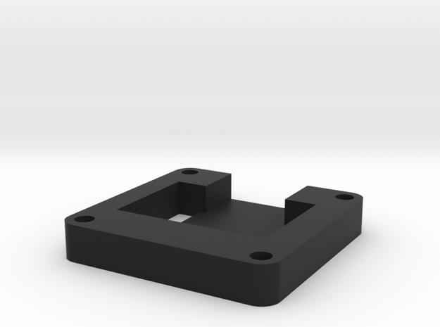 VTX03 Carrier in Black Natural Versatile Plastic