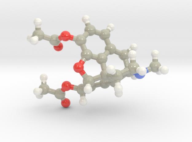 Heroin in Glossy Full Color Sandstone