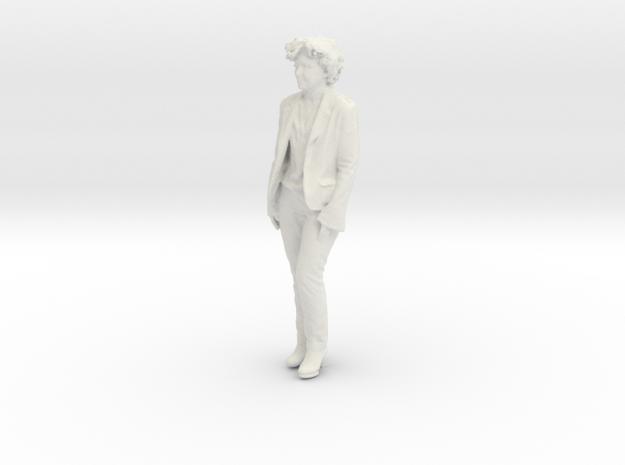 Printle C Femme 272 - 1/20 - wob in White Natural Versatile Plastic