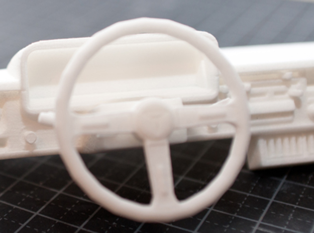 Hilux Mojave Dashboard Left Hand Drive 3d printed