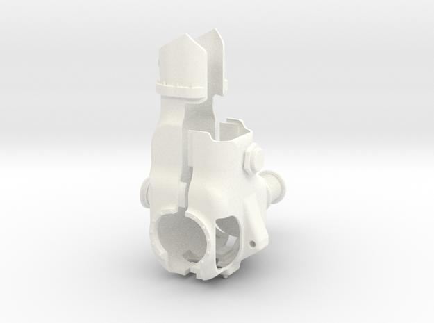1.4 LAMA CACHE ROTOR FULL KIT in White Processed Versatile Plastic