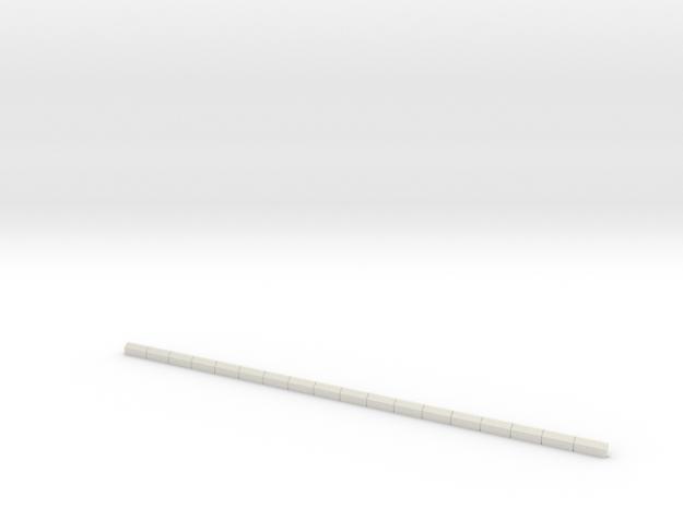 Oea131 - Architectural elements 2 in White Natural Versatile Plastic