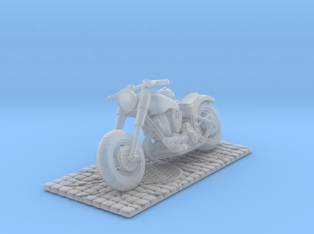 HarleyDavidson     1:87 HO          in Smooth Fine Detail Plastic