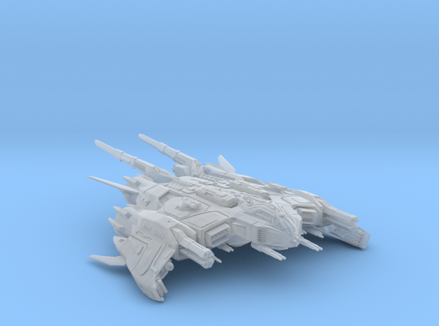 The ARK in Smooth Fine Detail Plastic