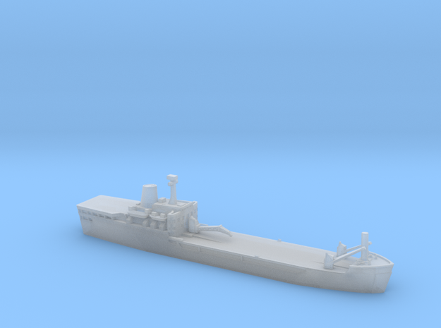 1/1800 Scale RFA Sir Galahad LSL in Frosted Ultra Detail
