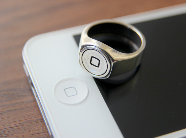 Home button Ring