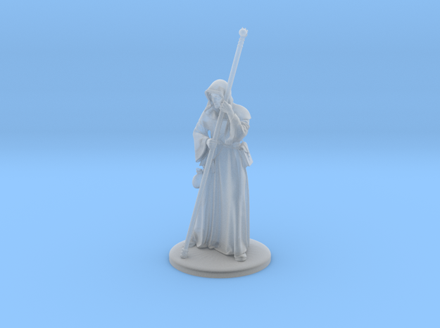 Raistlin Miniature in Smoothest Fine Detail Plastic: 1:60.96