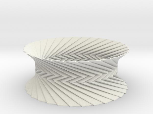 Bracelet HP 1 - Miura Origami Inspired Design