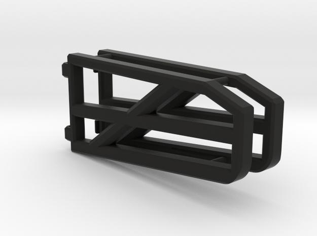Amewi Jeep Jk Half doors in Black Natural Versatile Plastic
