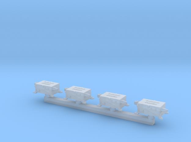 TJ-H04667 - Moteurs d'aiguillage CSEE in Smooth Fine Detail Plastic