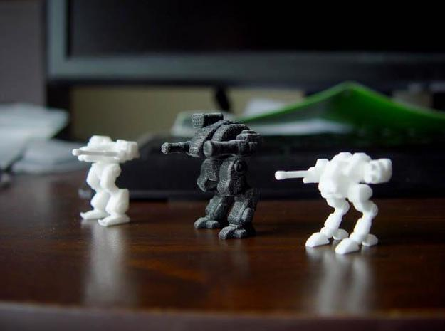Terran Assault Walker 3d printed All Terran Walkers (so far)
