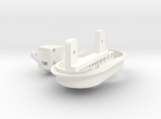 1.6 Phare Retractable EC Variante 1(led Luxeon 5mm in White Processed Versatile Plastic