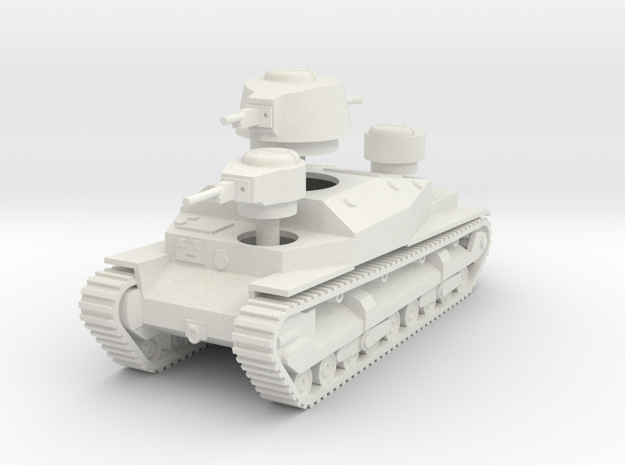 1/100 Type 95 Ro-Go in White Strong & Flexible