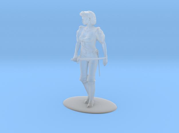 Maquesta Kar-Thon Miniature in Smooth Fine Detail Plastic: 1:55