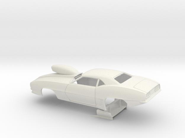 1/25 Pro Mod 69 Camaro W Scoop