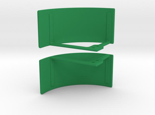 Kotflügel Deutz 8006 10006 13006  in Green Processed Versatile Plastic