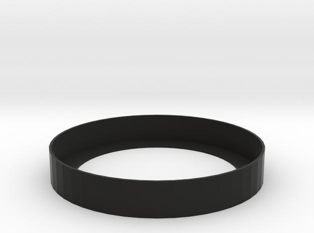 NexStar 4SE Solar Filter Outer Piece in Black Natural Versatile Plastic