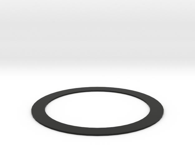 NexStar 4SE Solar Filter Inner Piece in Black Natural Versatile Plastic