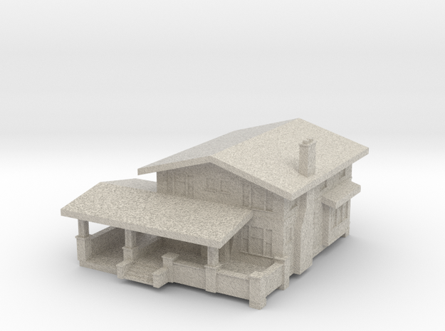 Sears Shadowlawn House - Zscale in Sandstone